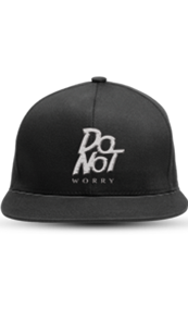 Do Not Worry Black Hat
